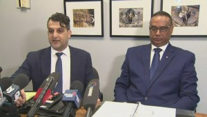 Jaspal Atwal holds press conference to explain India controversy